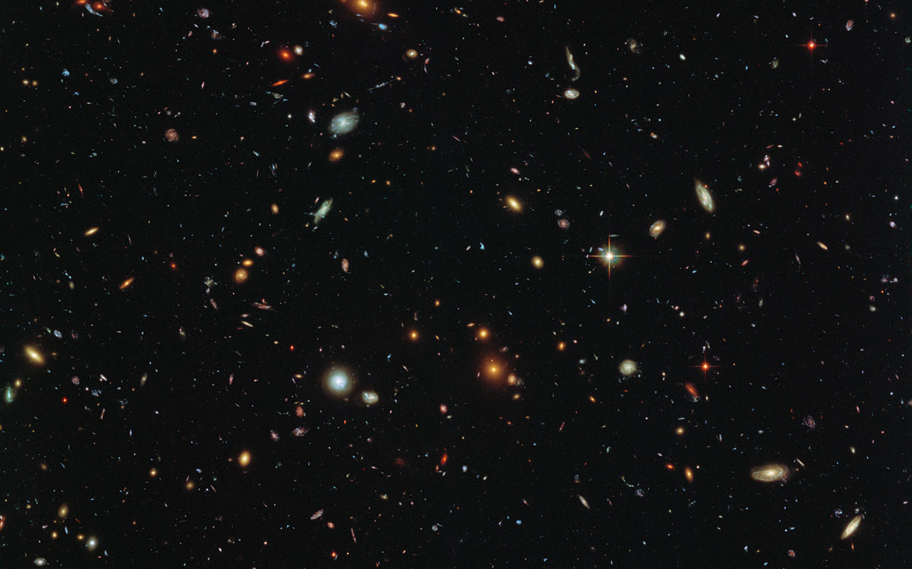 Image: The universe, no, really. It's the Universe.