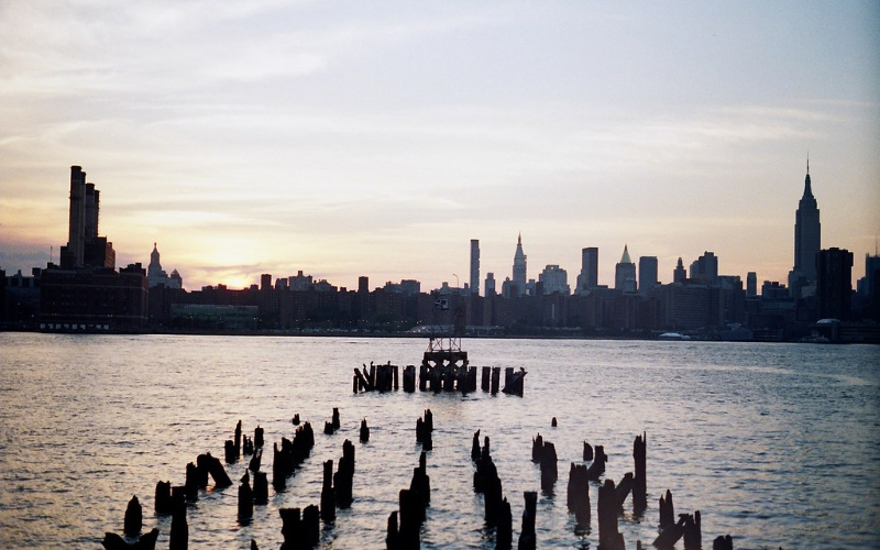 """Manhattan Skyline"" provided by Harold Navarro is licensed under CC BY-ND 2.0"