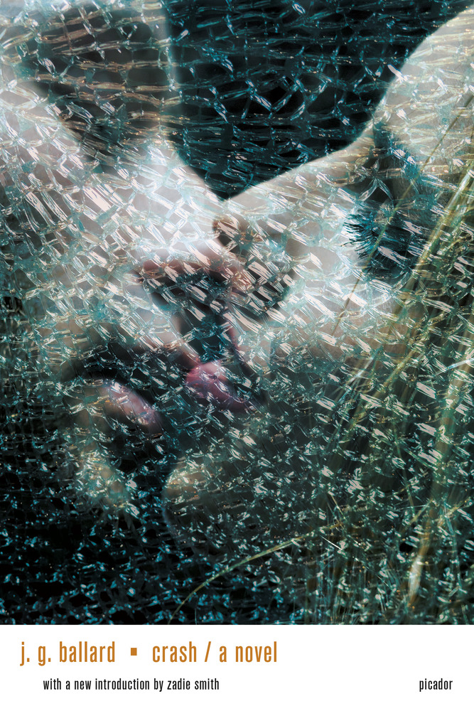 Cover of Crash by C.J. Ballard, depicts close up of man and woman kissing